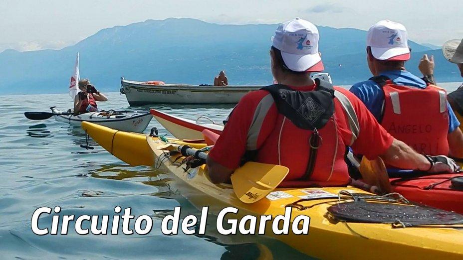Gardasee-Umrundung  Teil 1.