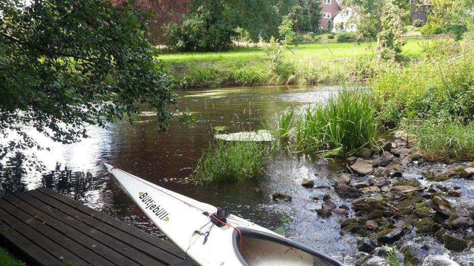 Heidefluss Boehme, Fallingbostel - Walsrode.