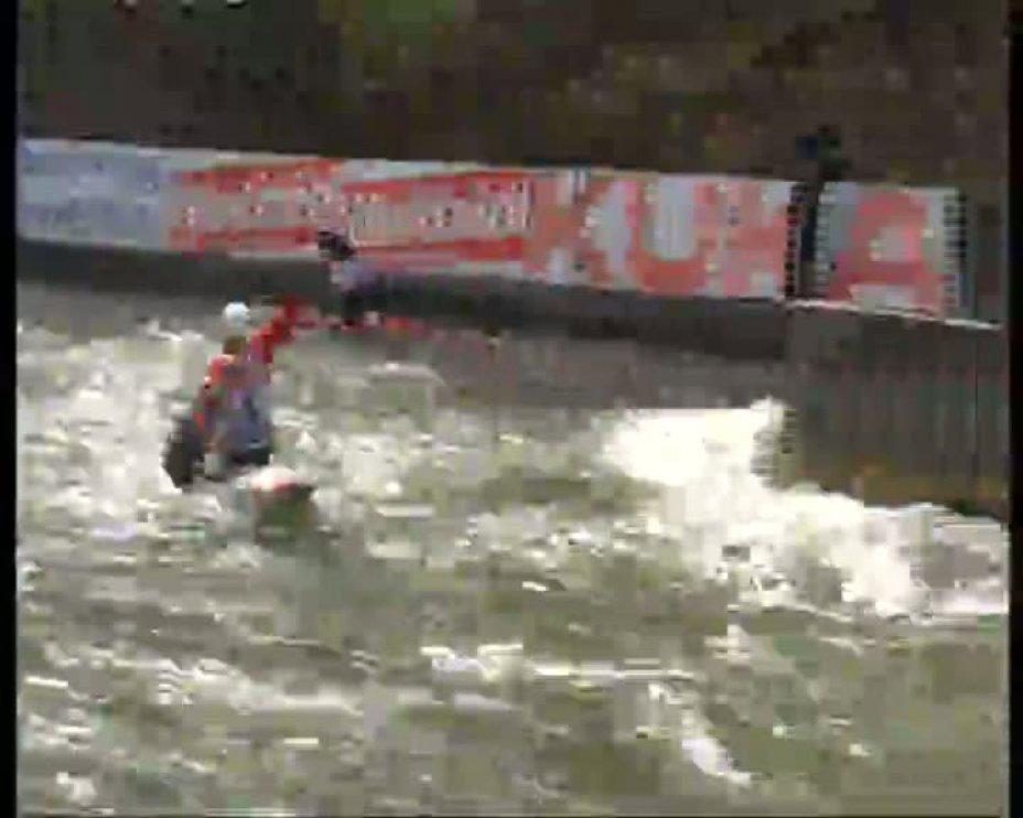 Franz Anton Olympia-Quali 2012 A-Finale C1M 21.04.2012
