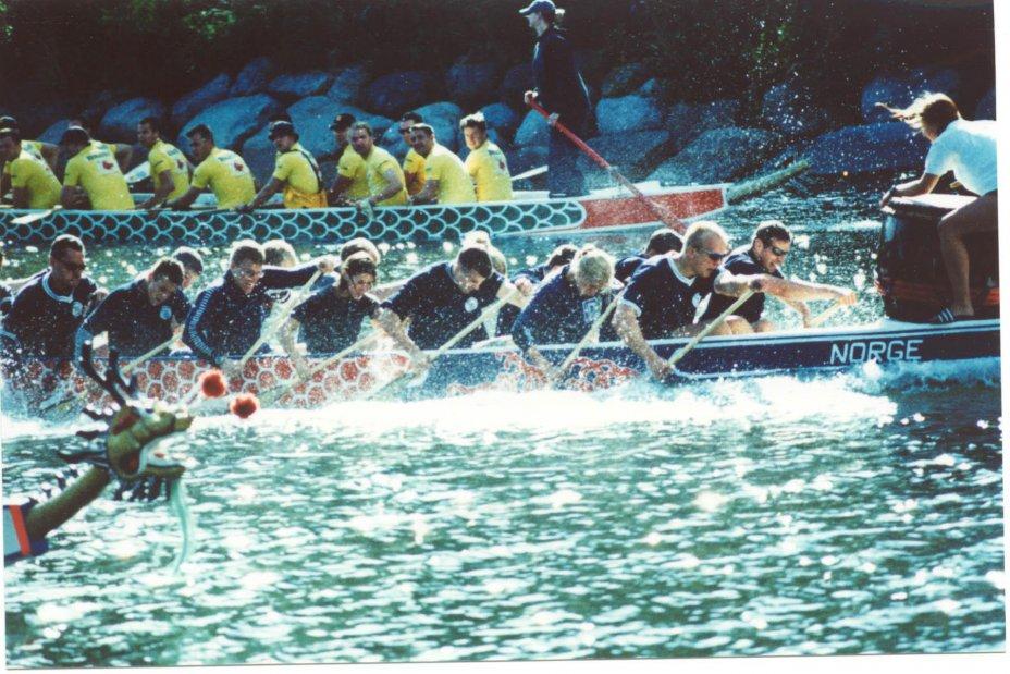 Drachenboot Malmö