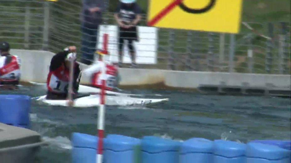 Dennis Soeter - Quali 2015 |Rennen 2|C1-Herren-Finale / Markkleeberg