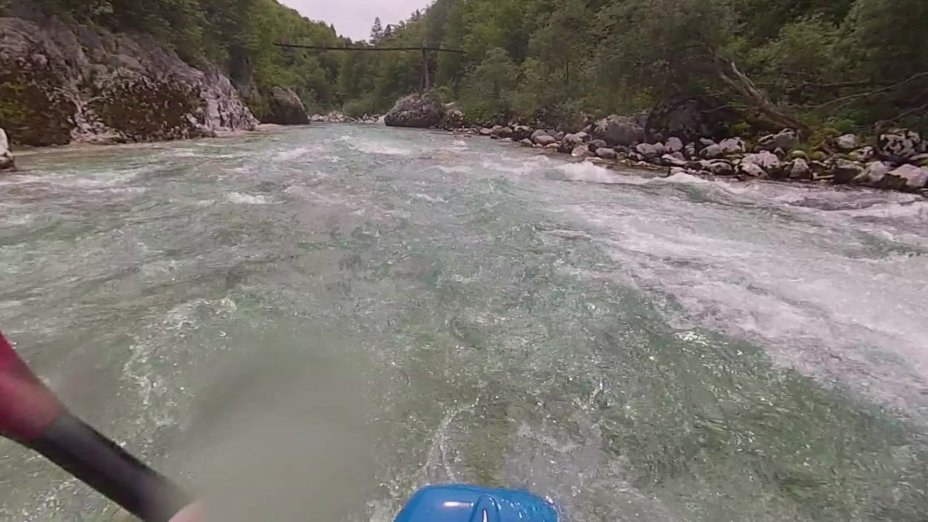 Soca 2015 - Wildwasserwoche des Paddel-Klub Hannover / Teil  2/3