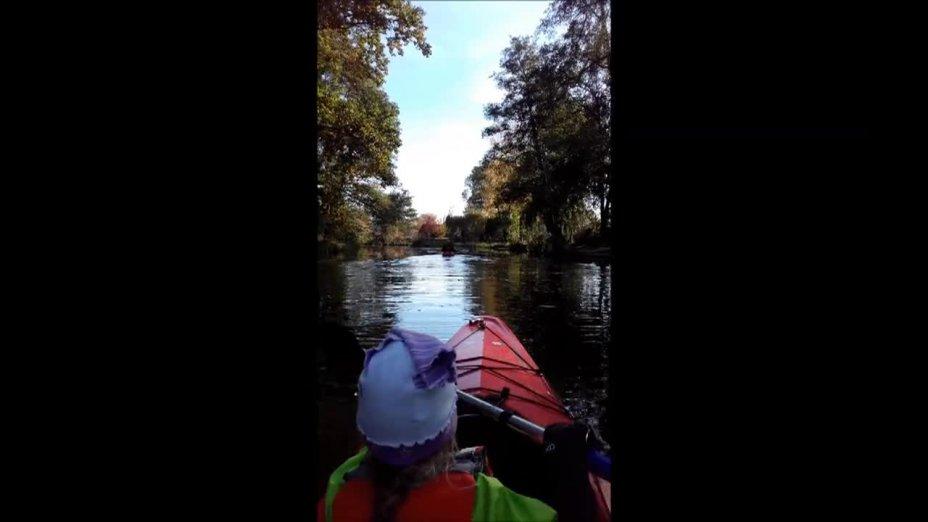 Schöne Herbsttage im Spreewald