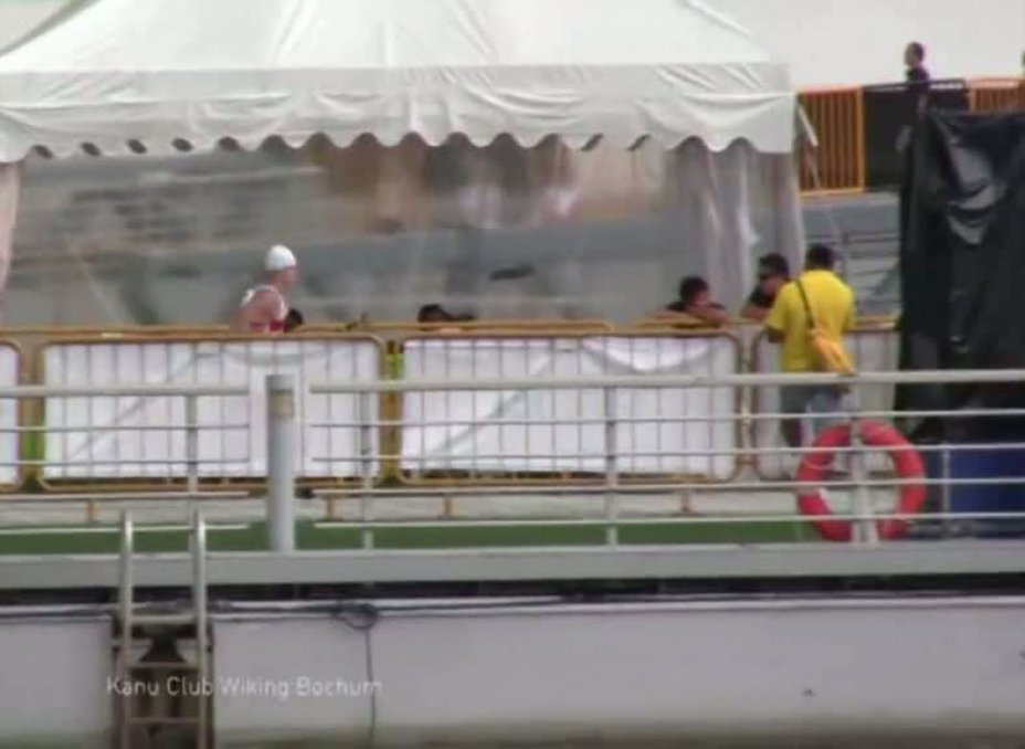 Kanu Marathon WM 2011 Singapur C1 LK Herren