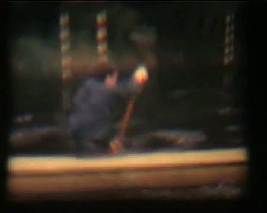CECOSLOVACCHIA CANOA KAYAK 1967 (CANOE SCHOOL)