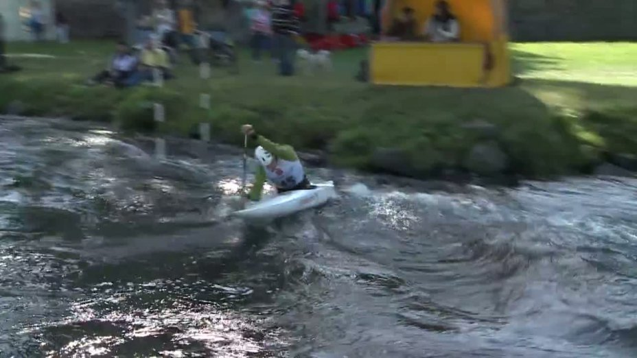 Rennen 2 - Finale, DM 2012 Hohenlimburg, Damen C1