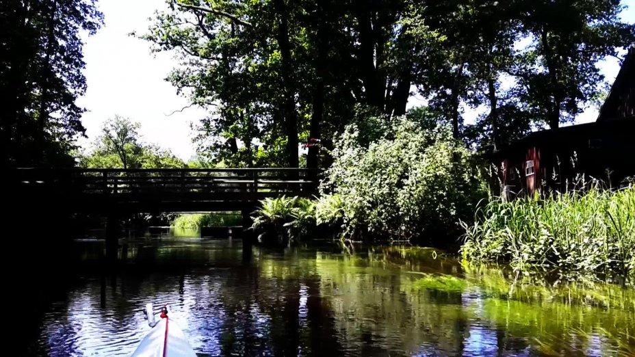 Heidefluss Örtze, Müden - Oldendorf