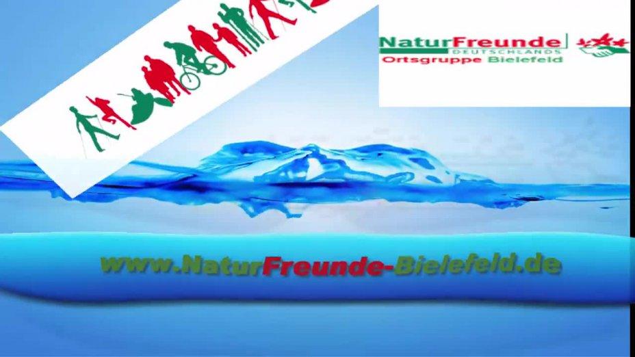 Intro der www.NaturFreunde-Bielefeld.de Paddelgruppe
