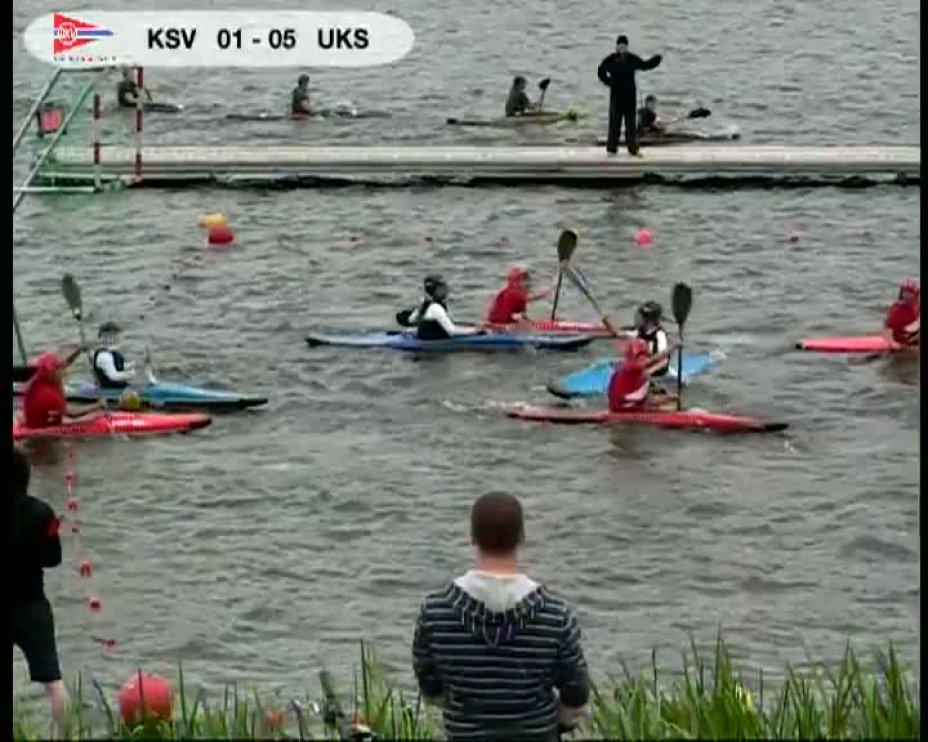 """Schüler Finale KSV Havelbrüder gegen UKS """"SET"""" Kaniow beim 40. internationalen Deutschland Cup in Essen"""