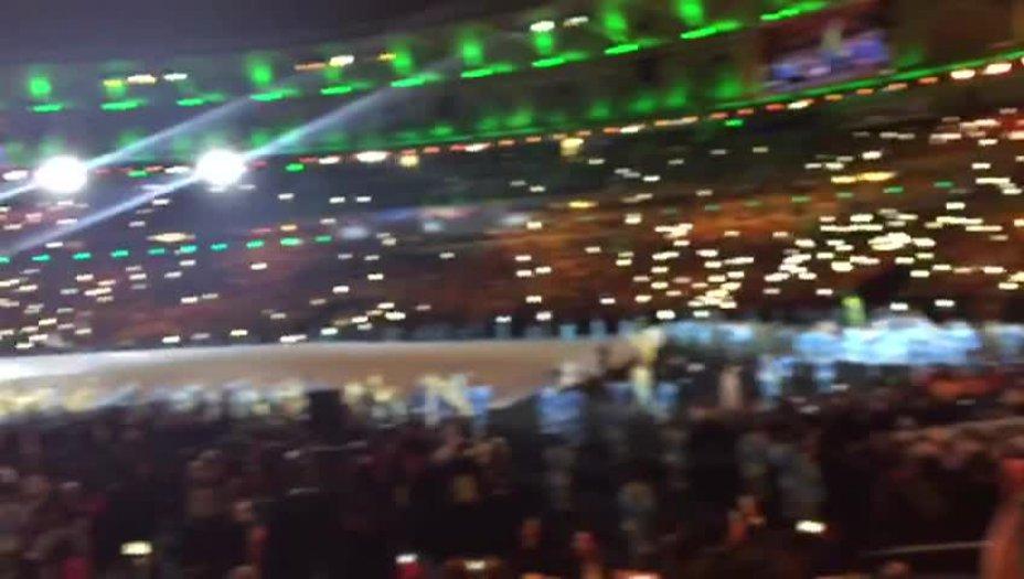 Eröffnungsfeier der Paralympischen Spiele