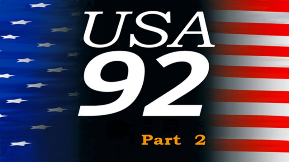 USA 92 - Teil 2