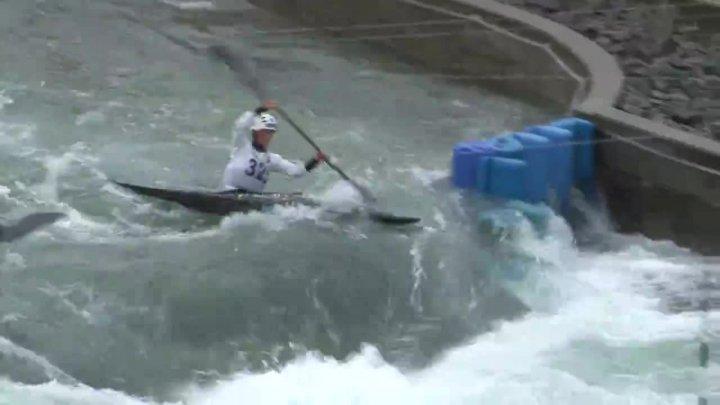 LEITNER LISA - FINAL Run | 2015 ICF Canoe Slalom Ranking - Markkleeberg