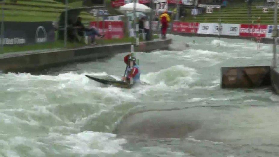 Marcel Prinz - Quali 2015 |Rennen 4|C1-Herren-Finale / Augsburg