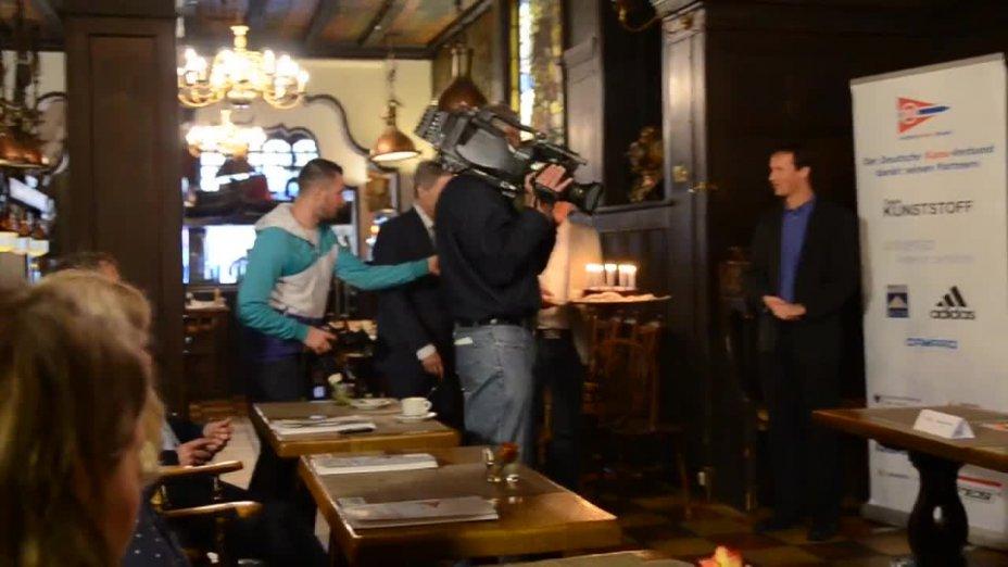 100 Jahre DKV - Pressekonferenz in Hamburg