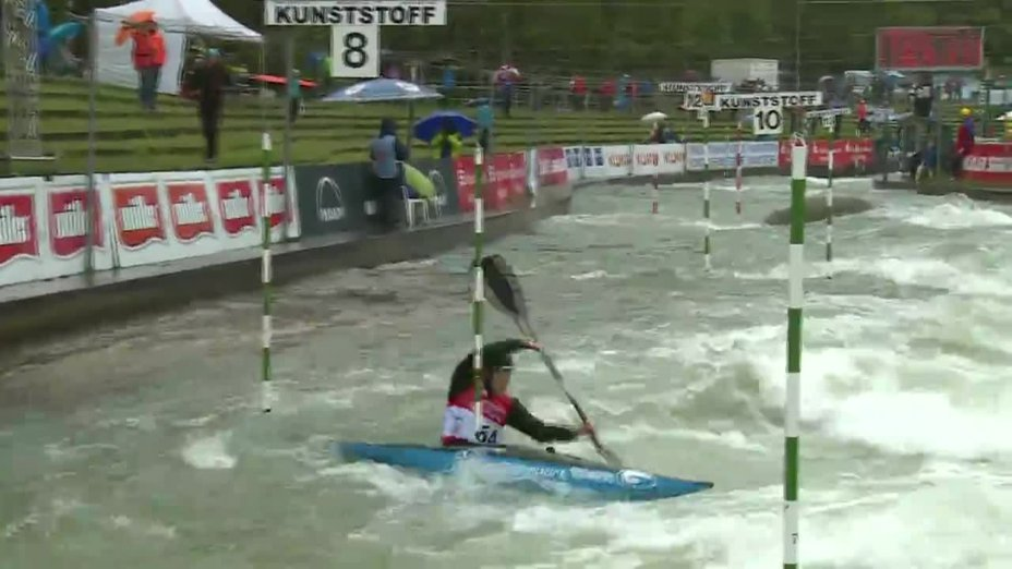 Paul Böckelmann - Quali 2015 |Rennen 4|K1-Herren-Finale / Augsburg