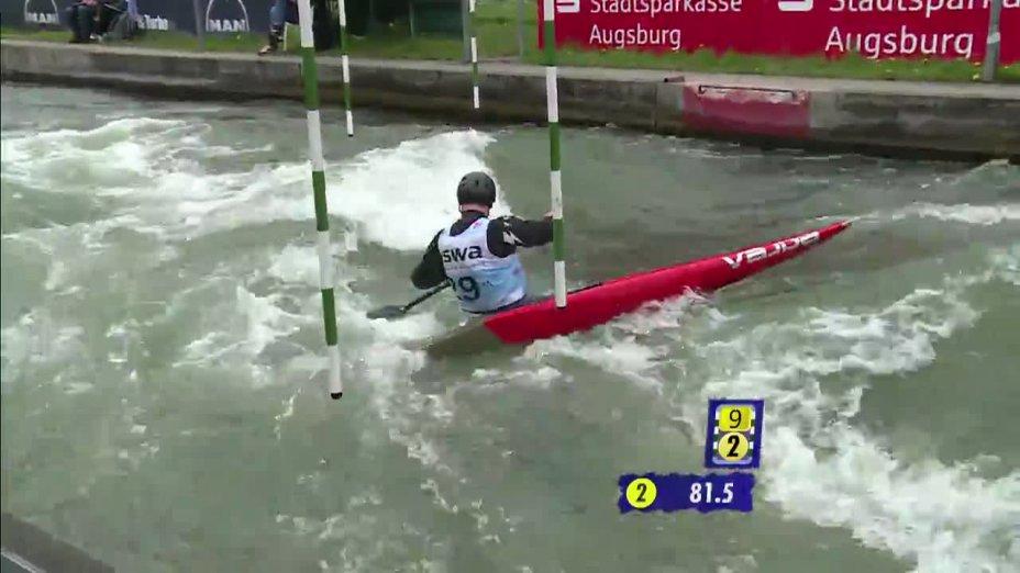 Finale 2 mit Kommentar von Peter Grube - Quali 2015 |Rennen 3| Augsburg / 02.05.2015