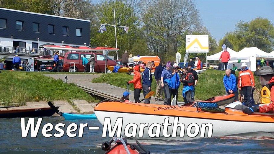 Weser-Marathon: Hann.-Muenden - Beverungen