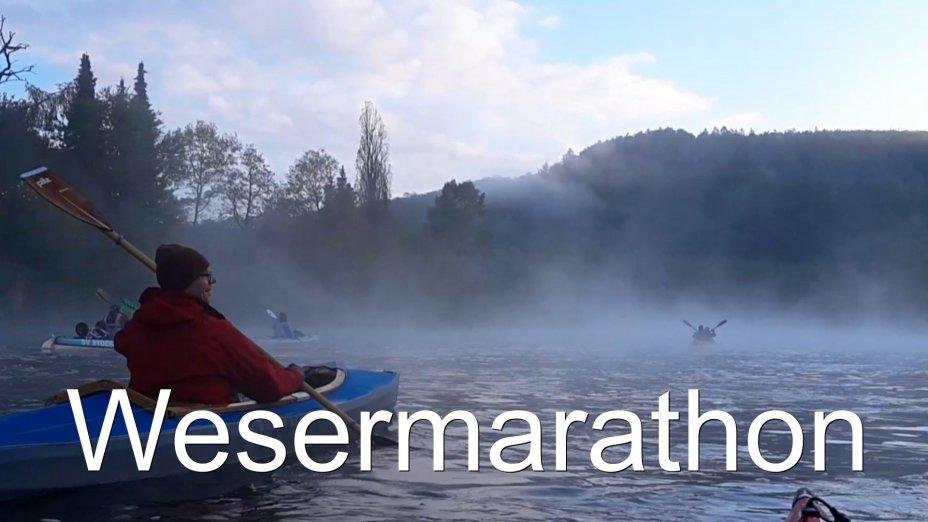 Wesermarathon, Hann. Münden bis Beverungen.