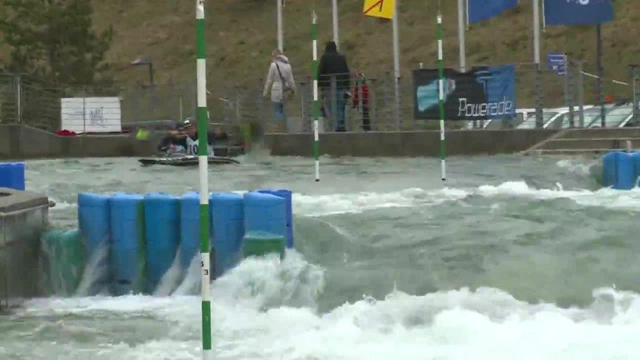 Schweikert Fabian - FINAL Run | 2015 ICF Canoe Slalom Ranking - Markkleeberg