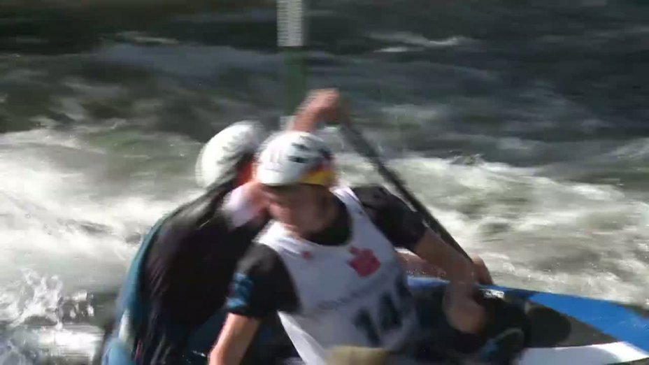 Rennen 4 - Finale, DM 2012 Hohenlimburg, Herren C2