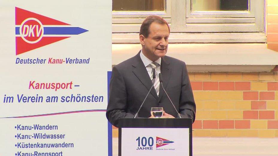Rede Alfons Hörmann - Festakt zu 100 Jahre DKV